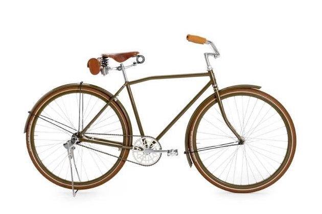 ハーレーダビッドソン、1917年に製造していた自転車の復刻モデルを限定発売!