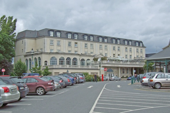 Teen in hospital after falling from hotel balcony at wedding in Ireland