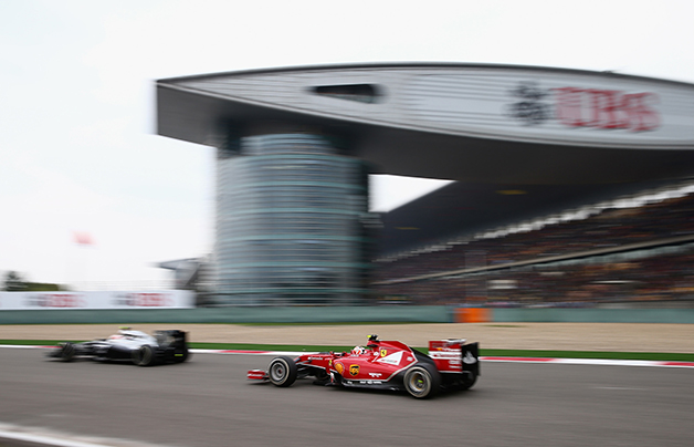 2014 Chinese Grand Prix