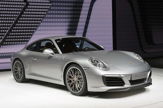 【フランクフルトモーターショー2015】ターボ化された新型ポルシェ「911カレラ」がデビュー