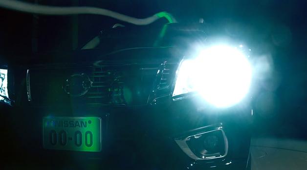 【ビデオ】日産が新型ピックアップトラックをTwitterで予告 ティーザー画像と映像を先行公開