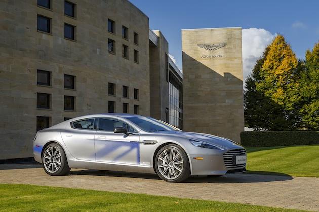 アストンマーティン初の市販電気自動車「ラピードE」は155台の限定生産に 中国LeEco社と提携解消後も独力で発売を目指す