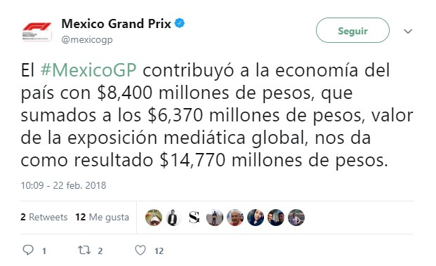 Visit Mexico: 39 millones de turistas visitaron el país en