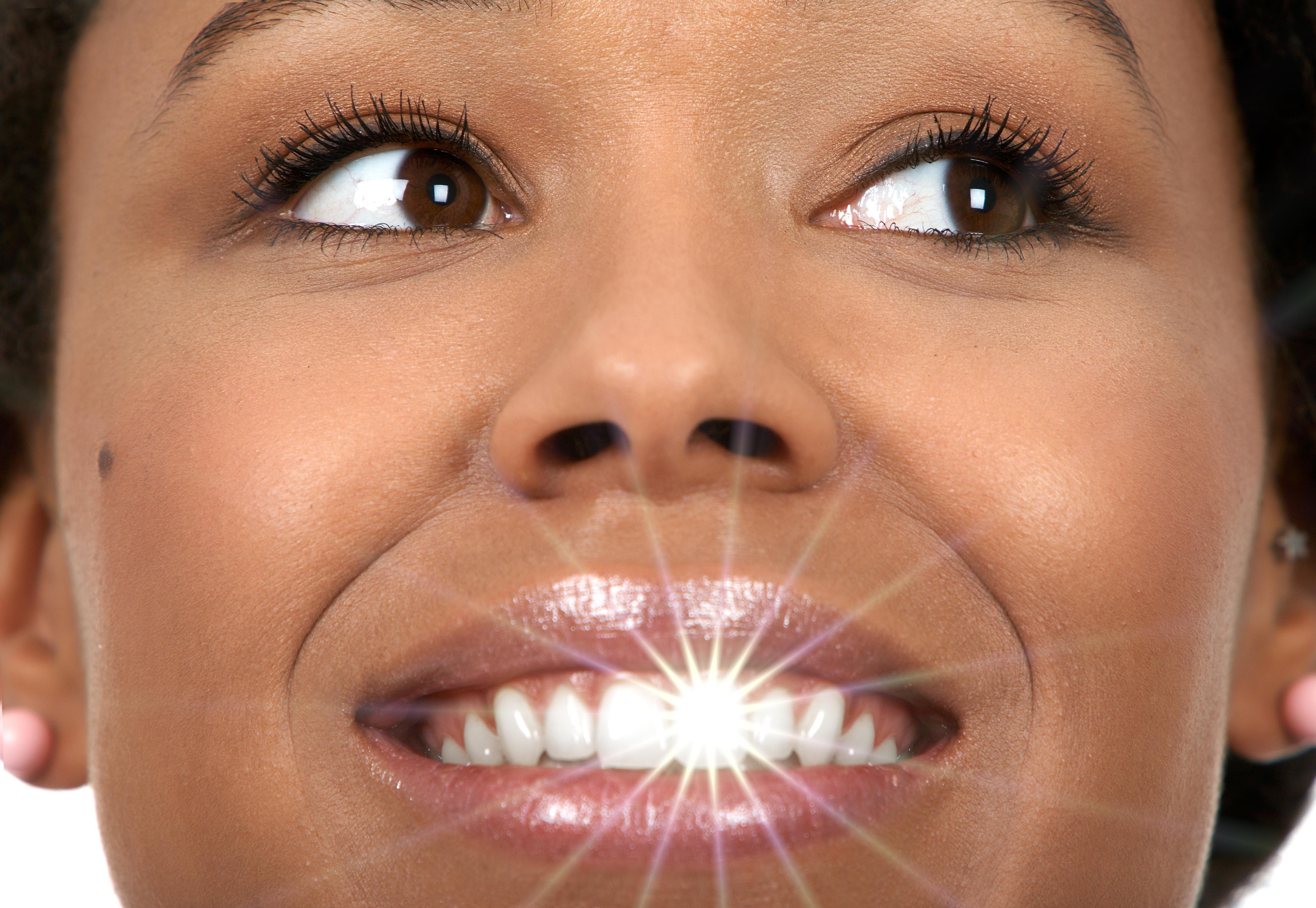 Celebrity sexy teeth safe