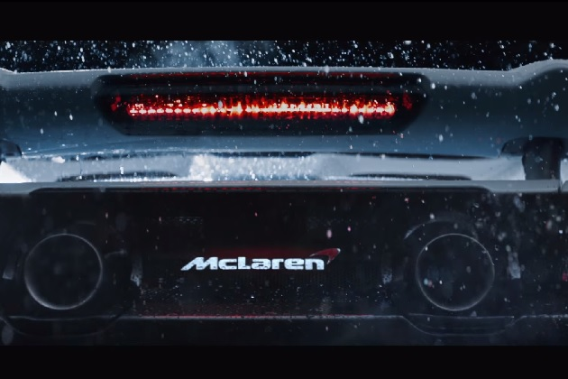 【ビデオ】マクラーレンが新型「675LT」のティーザー映像第2弾を公開!