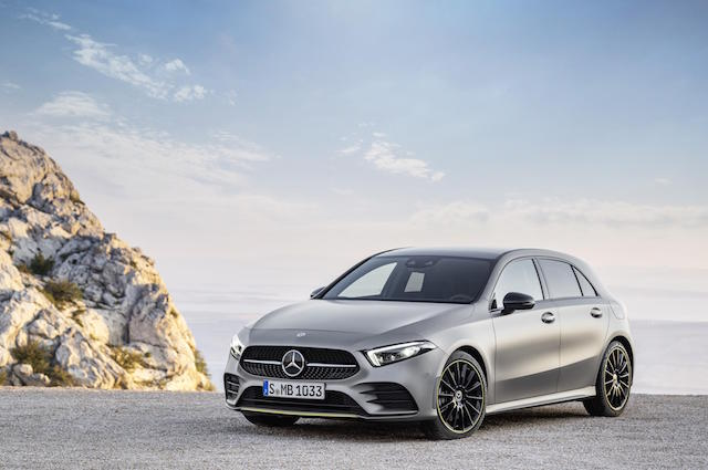 Pricing and specification revealed for new A-Class