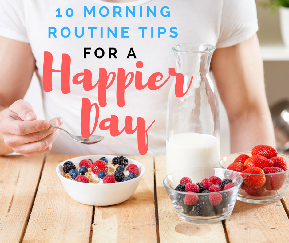 Breakfast Can Set You Up For A Happier, Positive