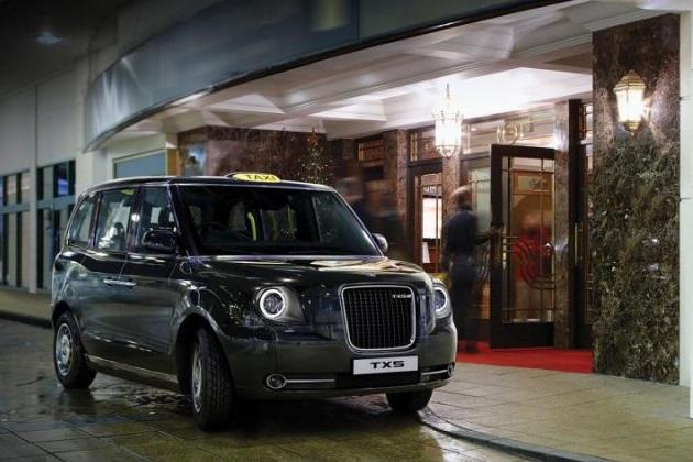 ロンドン・タクシー・カンパニー、電気モーターによる走行も可能な新型タクシーを発表