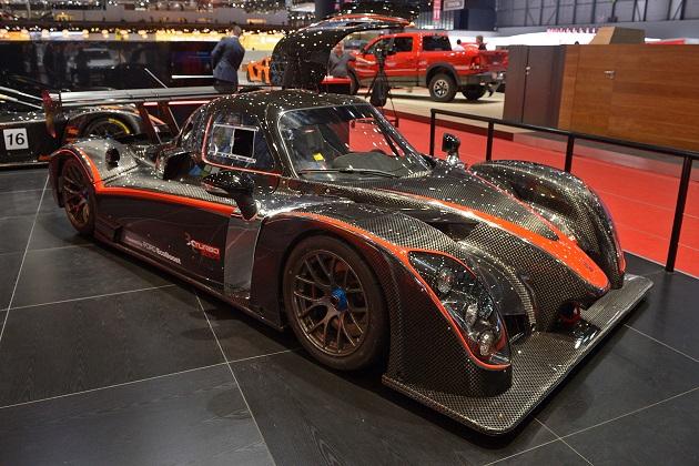 【ジュネーブ・モーターショー】ニュル市販車最速ラップ記録を持つラディカルから、史上最強の「RXCターボ 500R」が登場