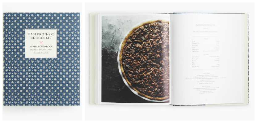 Mast Brothers Chocolate Cookbook