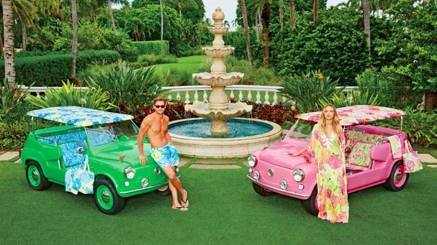 米国の高級デパートが、クリスマス・ギフト用にフィアット「600ジョリー」を思わせるビーチカーを販売