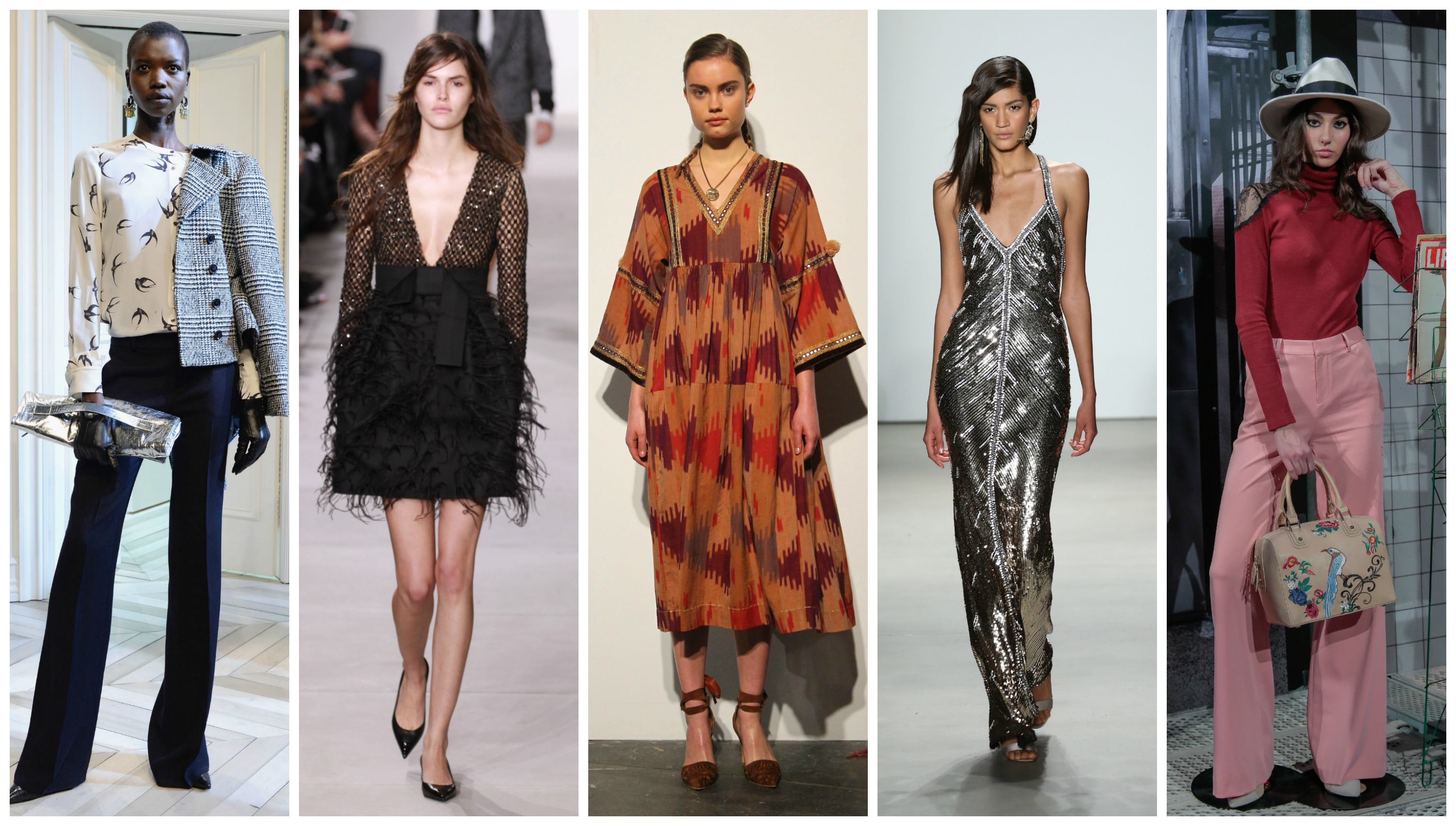 trend report from NYFW