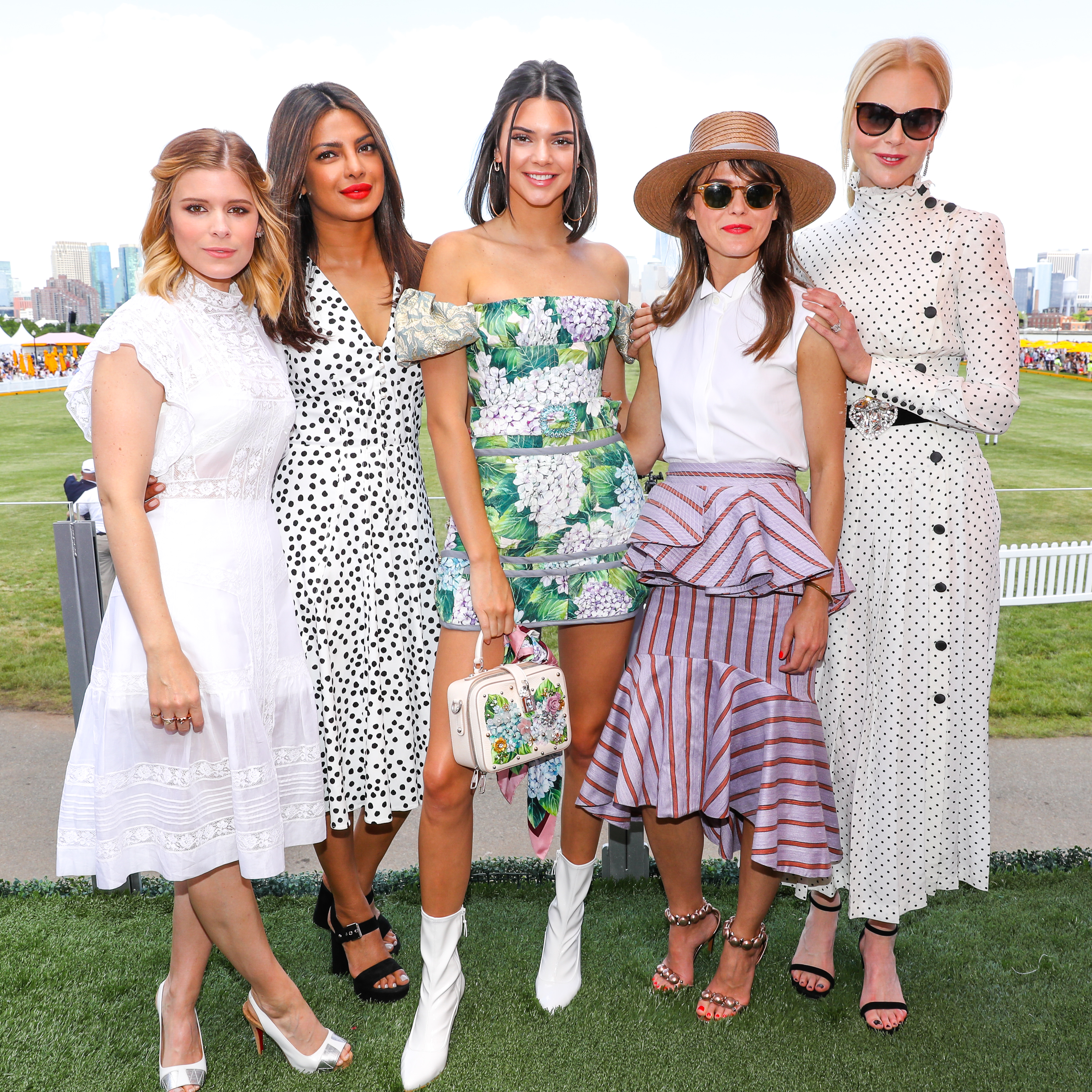 9e5d6aa02814 The best fashion moments from the 10th annual Veuve Clicquot Polo ...