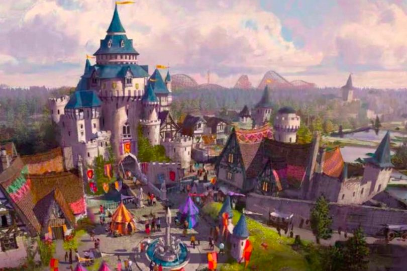 Paramount to open theme park in Kent in 2022