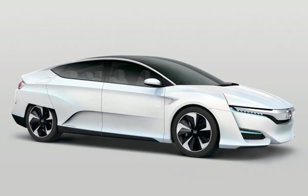Fcvs Are Electric Cars In Which The Battery Is A Hydrogen Oxygen Fuel Cell Unlike Regular Batteries With Locked Chemicals Cells Can Be