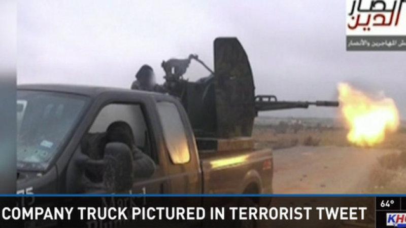 【レポート】米配管工のフォード「F-250」が、なぜかシリア内戦のテロリストの手に!