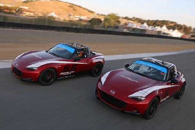 新型マツダ「グローバルMX-5カップ」レースカーの価格は約630万円