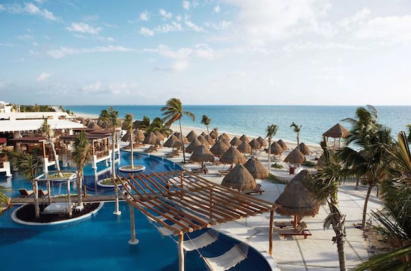 Best resorts for a destination wedding aol lifestyle if youve been to cancun before its sure to invoke memories of lazy beach days and crazy nights out but even though you and your guests have maybe junglespirit Images