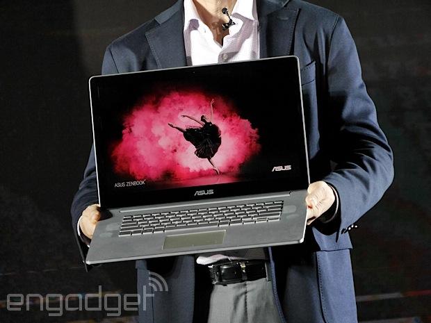 进阶 4K 时代!华硕 Zenbook NX500 登场