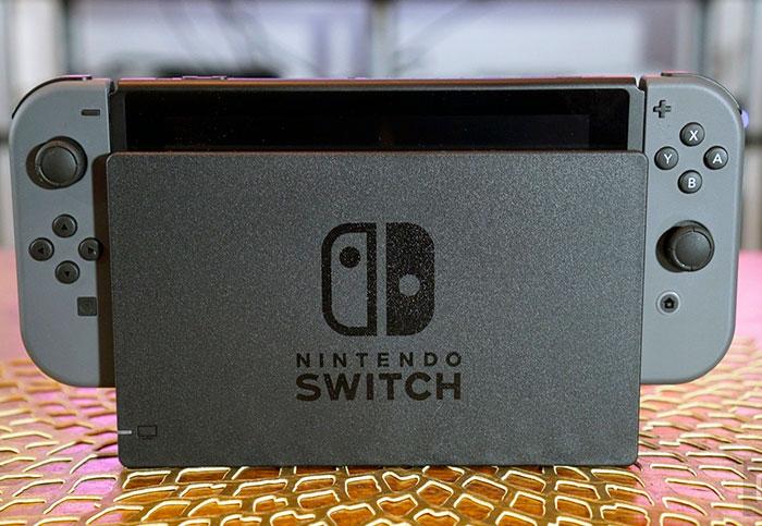 Nintendo Switch now supports wireless USB headphones