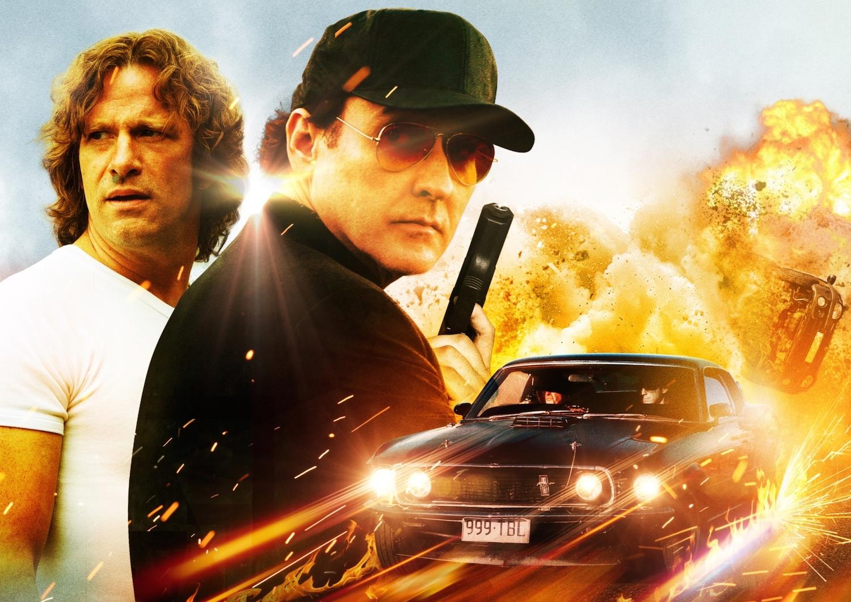 Movie「Drive Hard」