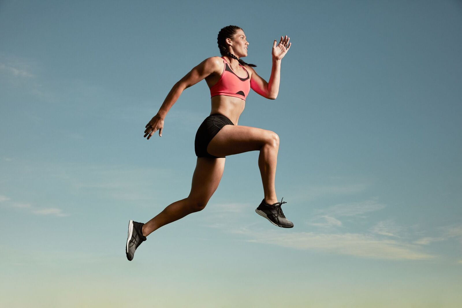 Charlotte Caslick can definitely jump higher than