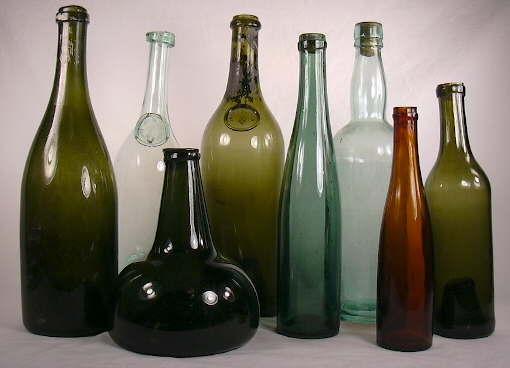 Histoire des contenants de vin depuis 5000
