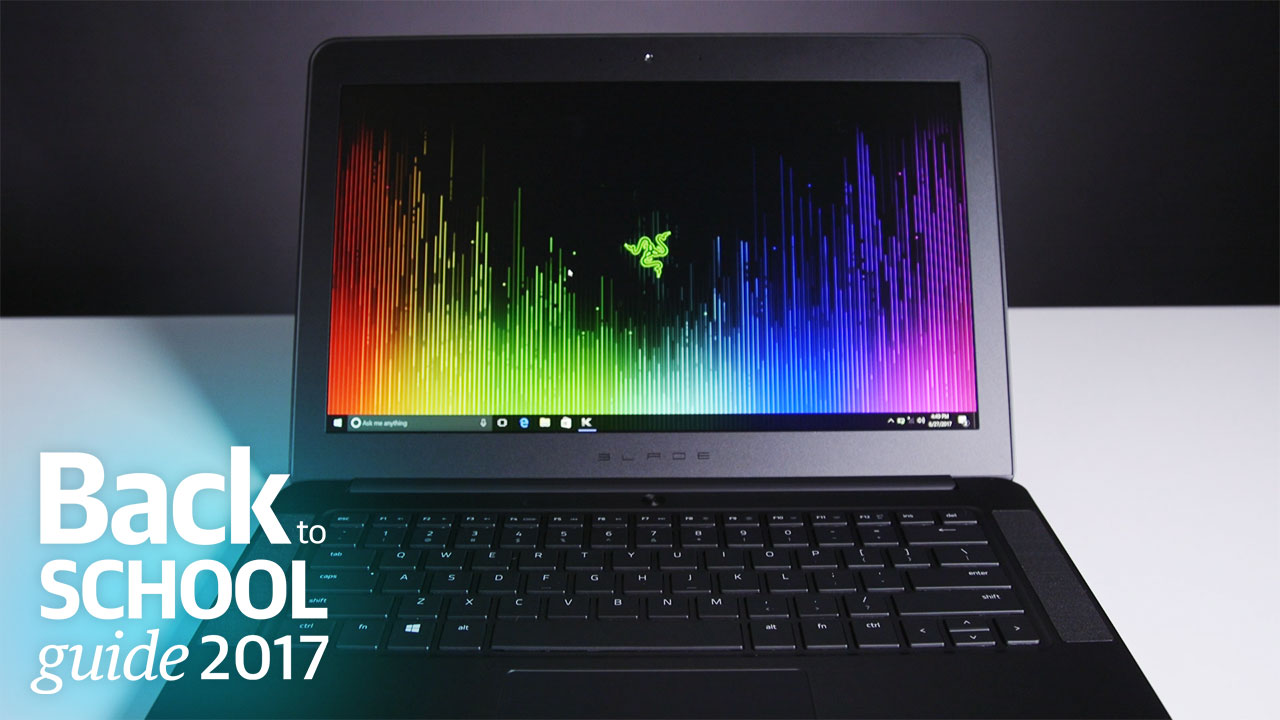 The best PC gaming gear for back to school 2017