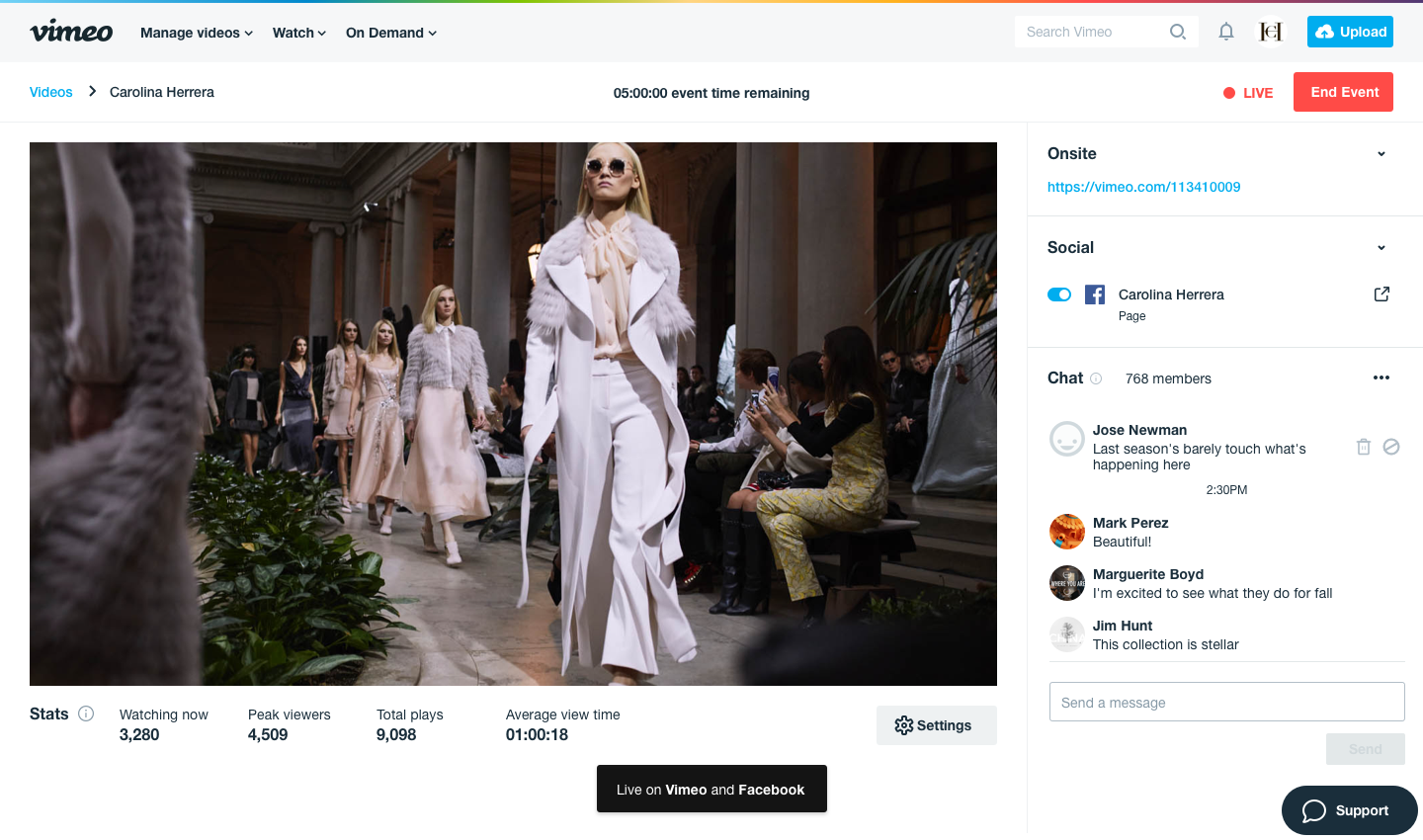 Vimeo made clear its focus on its creator community last year when it  introduced livestreaming tools, now it's expanding its efforts with new  distribution ...