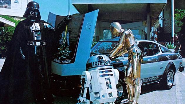 【情報求む】40年前に製作された『スター・ウォーズ』仕様のトヨタ「セリカGT リフトバック」 現在は行方不明