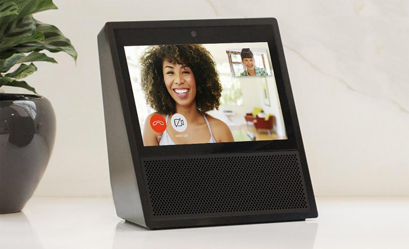 Amazon 透過 Echo Show 為 Alexa 帶來觸控螢幕加持
