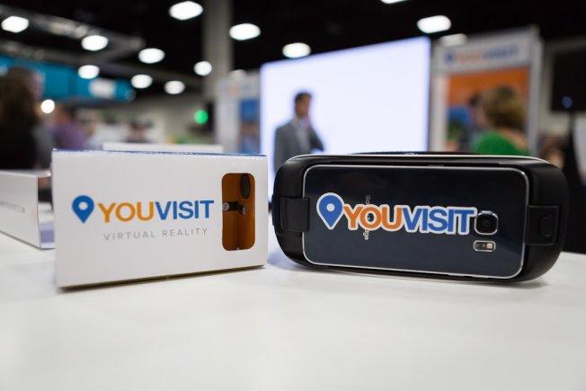 YouVisit.com virtual reality travel