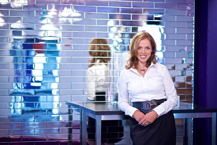 Bernadette Schwerdt believes there are many ways to master public speaking and get over your