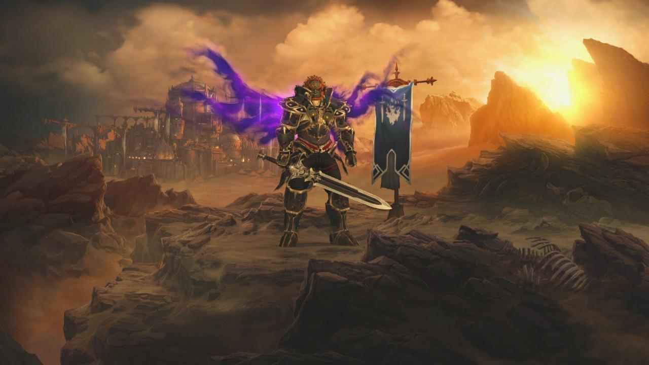 Diablo III' on Switch is a comprehensive, faithful port
