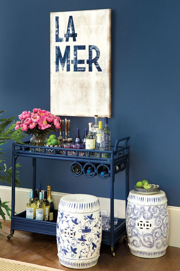 Your Ultimate Guide To Navy Blue Home Decor