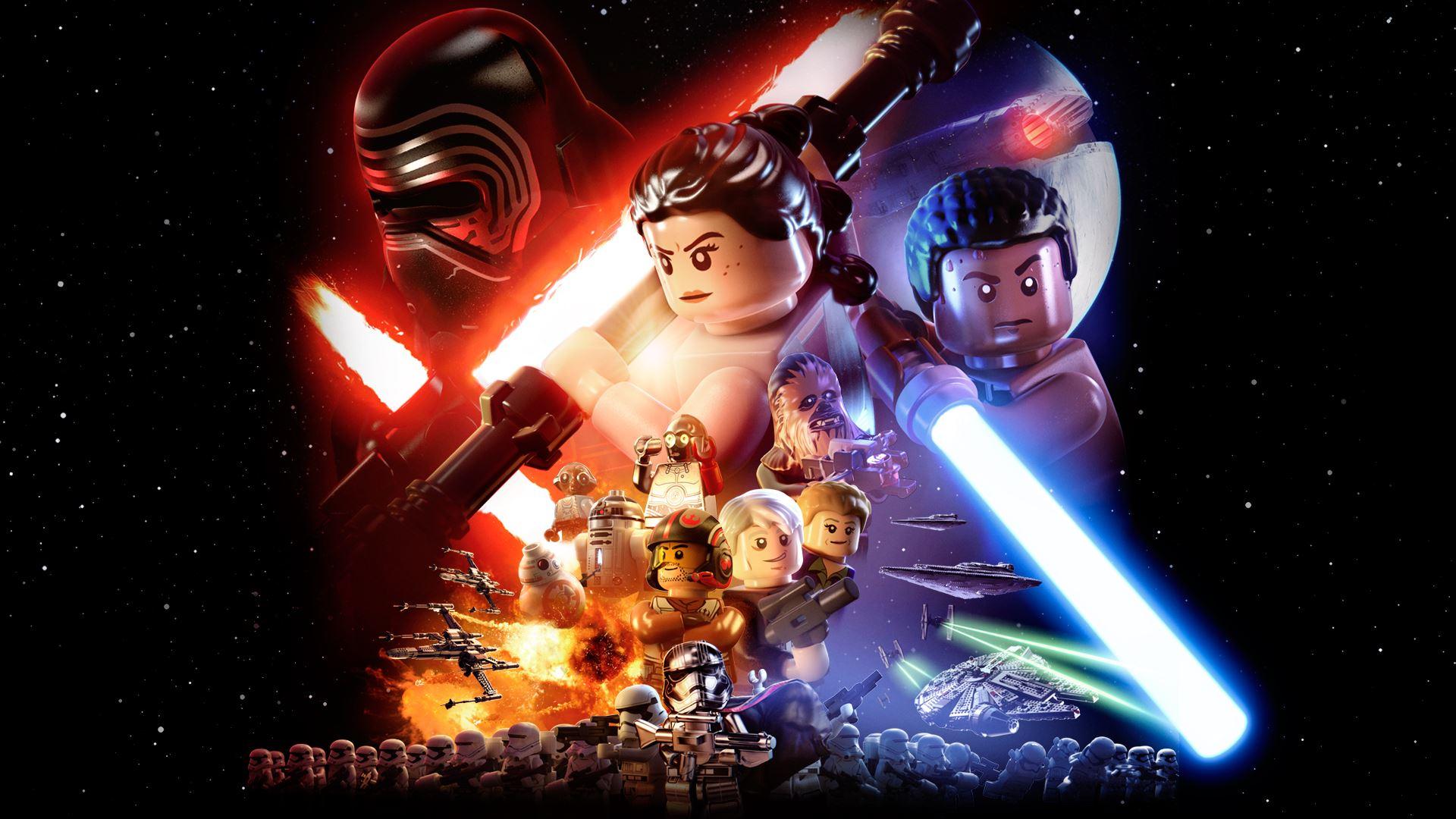 U0027Star Wars: The Force Awakensu0027 Is Getting A LEGO Video Game