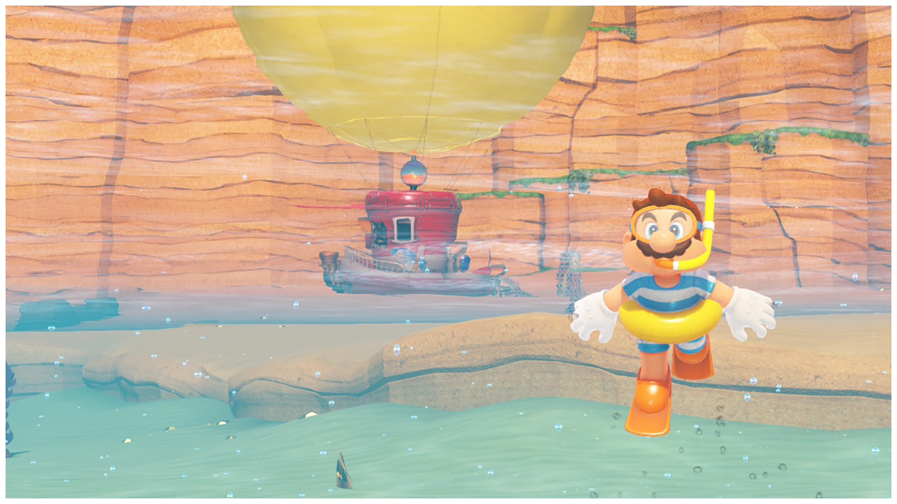 Super Mario Odyssey' is everything it needs to be and more