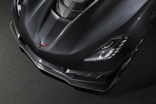 The fastest, most powerful production Corvette ever – the 755-horsepower 2019 ZR1.