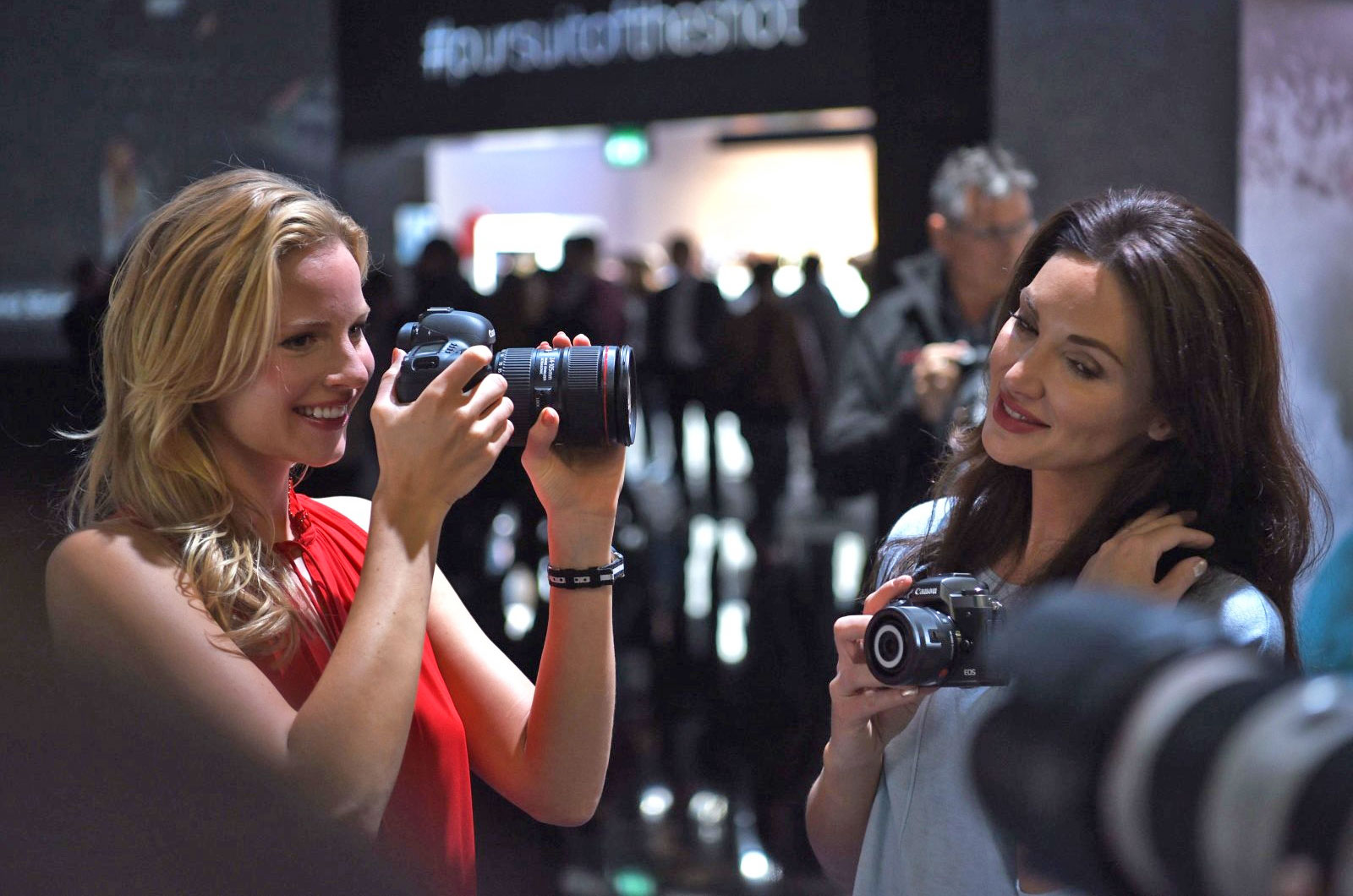We're live from Photokina 2018!