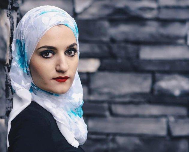 Najwa Zebian is a teacher and poet in London,