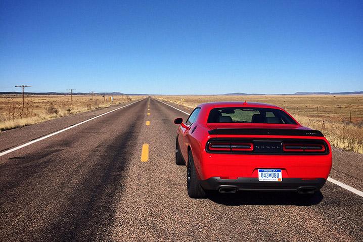 Hellcat and Viper Road Trip