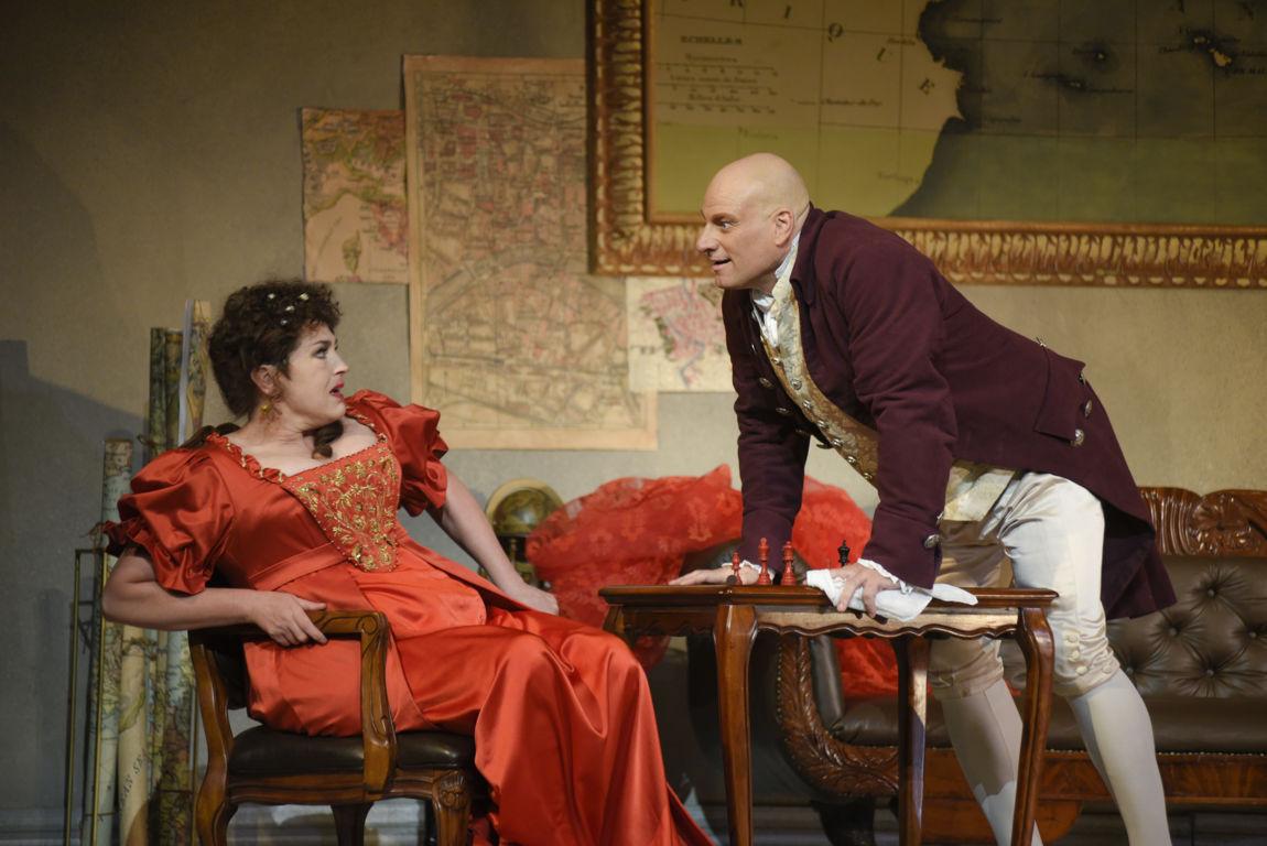 Magnifique « Tosca » pour débuter la saison de l'Opéra de