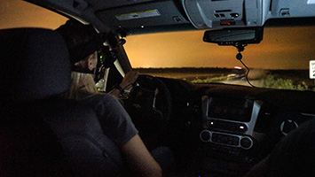 Chevrolet TigerSwan Demo