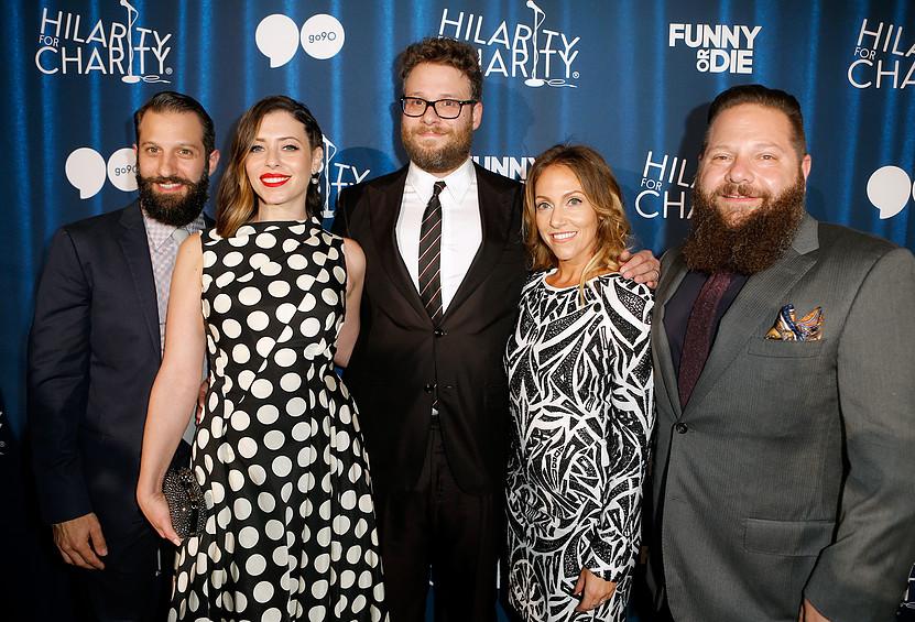 Hilarity for Charity, Seth Rogen, Alzheimer's