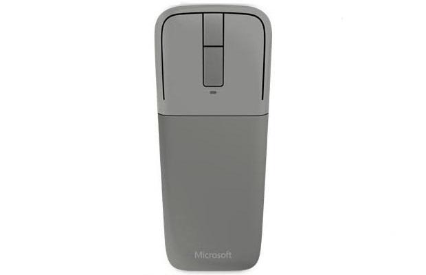 d4e3974c4d マイクロソフト アークタッチBluetoothマウス発表。曲げてオン、伸ばして収納の可変マウス - Engadget 日本版