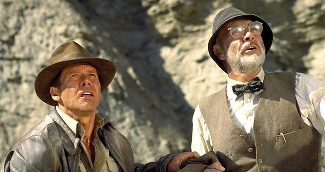 Indiana Jones Last Crusade Facts