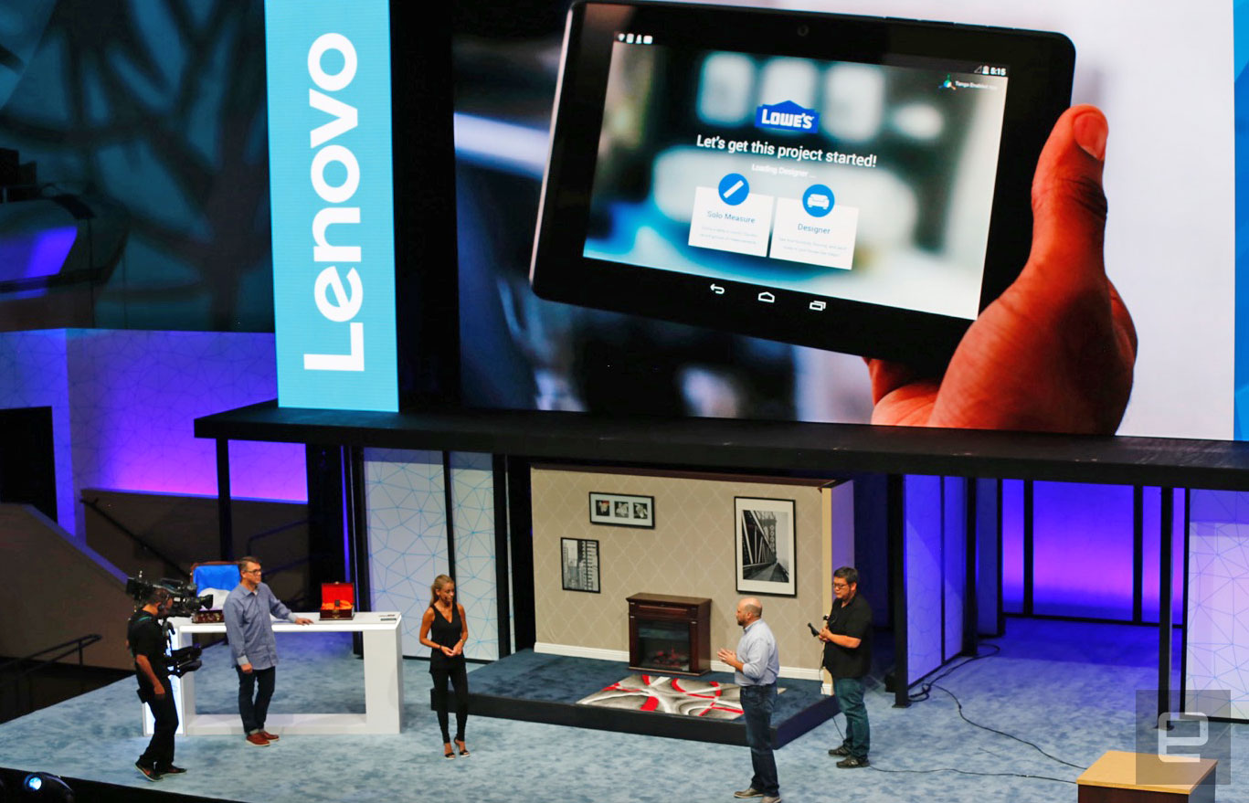 Home Improvement App lowe's has a tango ar app for home improvement projects