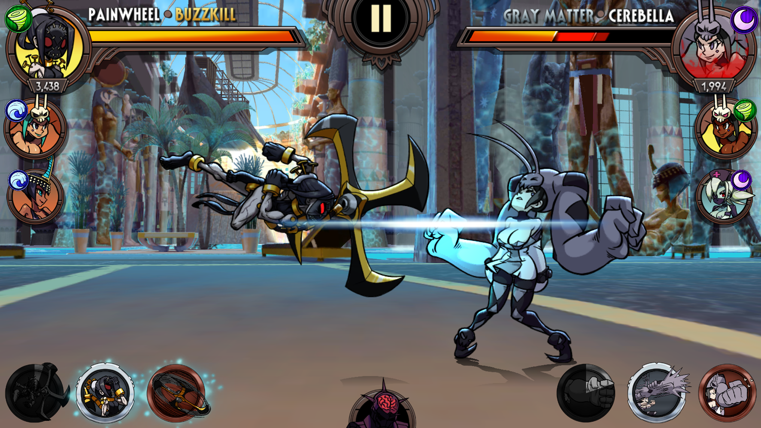 Even though they've said it would be available this spring, they've  declined to share specific launch dates or even which markets Skullgirls  mobile will ...
