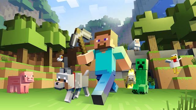 The Best Xbox One Games - Minecraft lan spielen connection timed out
