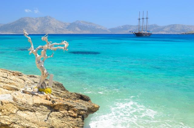 Koufonissi, Greece